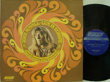 JOHN MAYALL - Live in Europe LP (RARE US Pressing on LONDON)