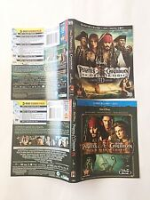 ARTWORK ONLY! Pirates of the Caribbean (NO MOVIE DISC) **READ DESCRIPTION**
