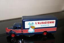 Camion miniature truck CORGI L'alsacienne échelle 1/50