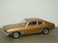 1969 Ford Capri - Minichamps 1:43 *42030