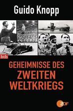 Guido Knopp  ►  Geheimnisse des Zweiten Weltkriegs    ►►►UNGELESEN
