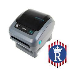 Zebra ZP-450 CTP Direct Thermal Label Printer - *Like New*