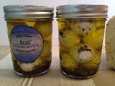 Agri` Cream Cheese 4oz jar Italian  Best Kept Secret for Antipasto Plate