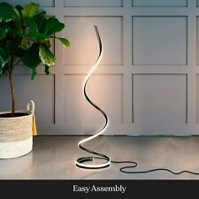 Modern LED Floor Lamp Dimmable Tall Standing Contemporary...