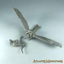 Metal Wood Elves Eagle / Hawk Rider Elf - Warhammer Age of Sigmar C1399