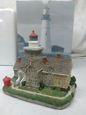 Harbour Lights 30 Mile Point Ny Lighthouse #414 1995 #A5160 Light House Signed