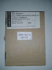 "Hard Disk HDD Seagate Barracuda Sata 160Gb 3,5"" Disco Rigido Festplatte NEW"