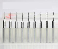 10pcs PCB Print Circuit Board Drill Bits 0.7mm Engraving Drill Bit CNC(C)
