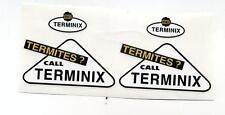 TONKA  TERMINIX  DECAL  SET