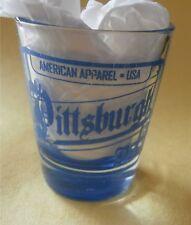 American Apparel Pittsburgh Shot Glass