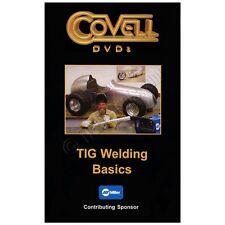 Ron Covell TIG Welding Basics Instructional Weld DVD Video
