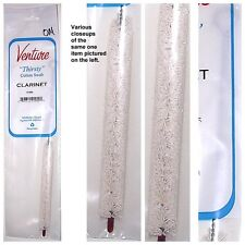 1 Thirsty (Absorbent) Cotton Swab for Clarinet by Venture (McMillan Music). NEW!