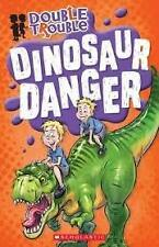 New - Double Trouble - Dinosaur Danger by Sarah Fraser - Louis Shea
