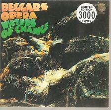 "Beggars Opera ""Waters of change"" CD LIMITED EDITION"