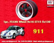 1 cerchio  Porsche Fuchs 911 9x16 ET15 TÜV Teilegutachten wheel 1 Felge jante