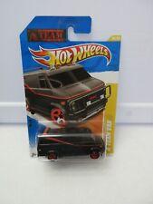 Hot Wheels 2011 New Models A Team Van Lot 6