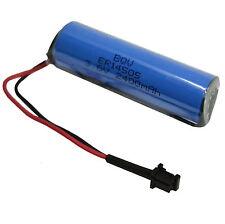 HQRP Batería para Mitsubishi A6BAT, Q6BAT, MR-BAT, F2-40BL, PM-20BL