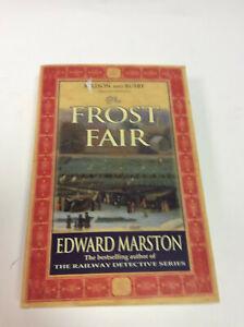 The Frost Fair - Edward Marston - Paperback - Free UK Postage