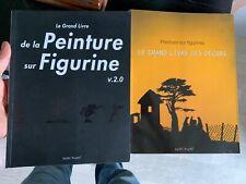 Les Grands Livres De La Peinture Sur Figurine