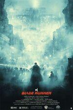 "Harrison Ford Blade Runner Movie Art Silk Decor Poster 36x24"" 011"