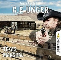 TEXAS-MARSHAL - UNGER,G.F.  2 CD NEW