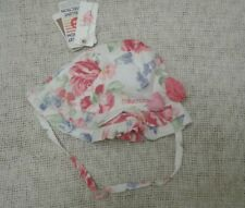 Baby Millymook Girl's Floral Roses Bucket Sun Beach Hat S 0-12 Months 50+ UPF