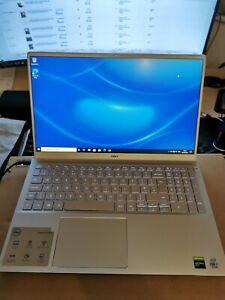 Dell Inspiron 15 7501 Core i7 10750H 2.6GHZ 8GB 512GB 4GB GTX 1650 Ti FHD Laptop