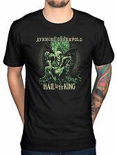 Official Avenged Sevenfold En Vie T-Shirt Hail To The King Seventh Trumpet Evil