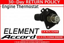 🔥NEW GENUINE HONDA ENGINE THERMOSTAT W/ GASKET 19301-RAA-A02 ACCORD / ELEMENT