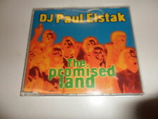 Cd  DJ Paul Elstak  ‎– The Promised Land