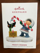 Hallmark 2019 Frosty Friends # 40 In Series