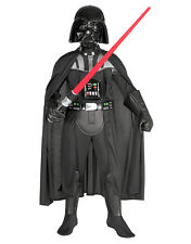 """Star Wars Kids Darth Vader Costume Style 2, Med,Age 5 - 7, HEIGHT 4' 2"""" - 4' 6"""""""