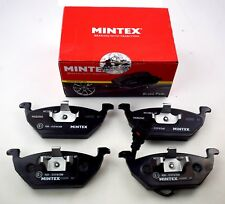 MINTEX FRONT AXLE BRAKE PADS AUDI SEAT SKODA VW MDB2040 (REAL IMAGE OF PART)