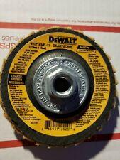 """DeWalt Daah7Gcr05 4 1/2"""" X 5/8-11 High Performance Non Woven Flap Disk / Coarse"""