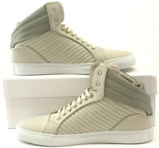 Cipher Libertine Men's High Top Lace-Up Trainers Sneakers Shoes - Matt Mist