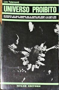 UNIVERSO PROIBITO - LEO TALAMONTI - SE 1971