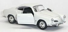 NEU: Karmann Ghia Coupé Sammlermodell ca. 1:34 / 12,7cm weiß Neuware von WELLY