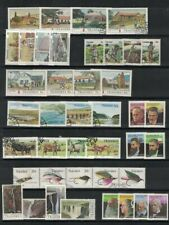 BR.SOUTH AFRICA - PRICE REDUCED-Singles, sets, S/sheets, FDAY issues, used, MNH