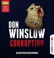 Corruption von Don Winslow (2017, MP3-CD Hörbuch)