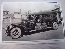 192?  PACKARD  BIG TOURING CAR BUS  11 X 17  PHOTO   PICTURE