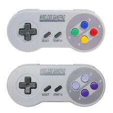 Wireless USB SNES Controller Gamepad & Receiver for PC MAC Raspberry Pi Lot 1/2