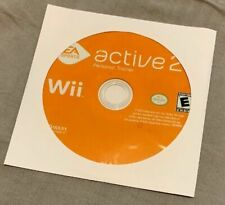 EA Sports Active 2 Personal Trainer (Nintendo Wii, 2010) Excellent Ships Fast