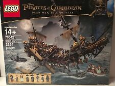 LEGO Pirates of the Caribbean Silent Mary 71042 New Sealed