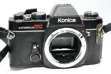 Konica Autoreflex TC 35mm SLR camera body & Strap exc+ works fine, AR lens mount