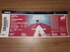 HARRY STYLES TICKET MÜNCHEN 2021