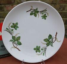 "Villeroy & Boch  ""Grape Leaf and Branch""  9"" Plate"