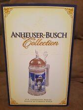 Anheuser Busch AB Budweiser U.S. Landmark Statue of Liberty stein RARE HTF cs591