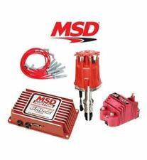 MSD 9254 Ignition Kit Programmable 6AL-2/Distributor/Wires/Coil Chrysler 273-360