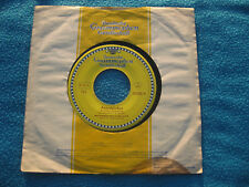 Don Kosaken Serge Jaroff Abendglocken/Die Legende von den  1959 Vinyl Single 7""