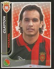 260 CLAYTON BRAZIL FC.PENAFIEL STICKER PANINI FUTEBOL 2004-2005